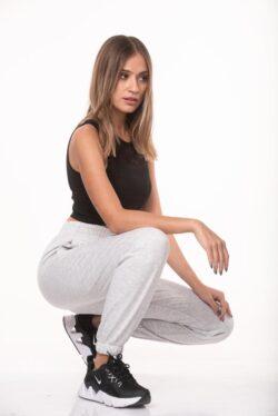 Φόρμα Jogger Grey